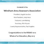 Windham County NRAAO ad